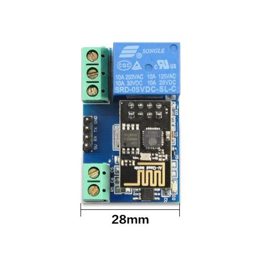Modul Wi-Fi de 5V bazat pe ESP8266 1