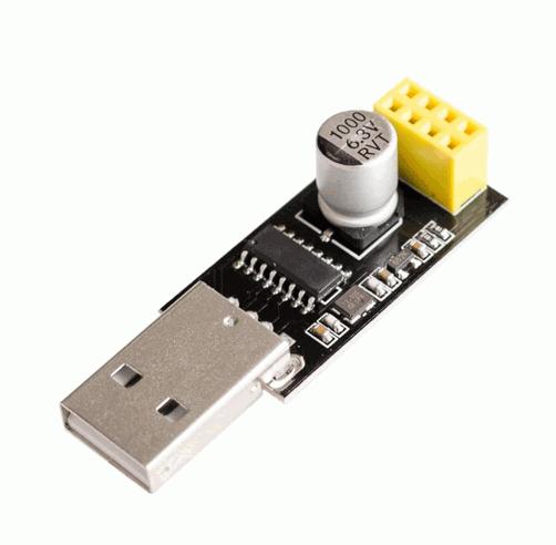 Modul WiFi adaptor USB-la-ESP8266 0