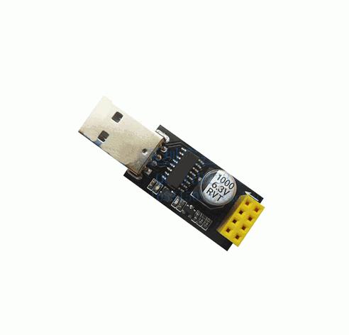 Modul WiFi adaptor USB-la-ESP8266 3