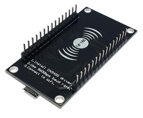Modul WiFi CH340 NodeMcu V3 Lua ESP8266 2