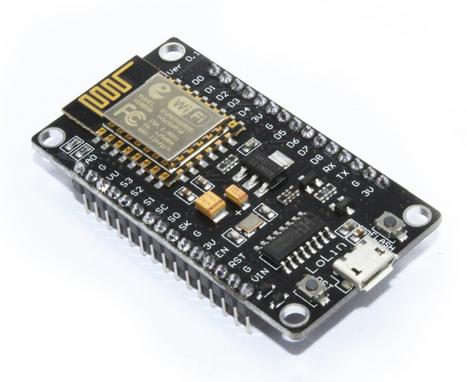 Modul WiFi CH340 NodeMcu V3 Lua ESP8266 4