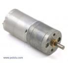 Motor metalic cu cutie de viteze 25Dx52L mm 34:1 HP 0