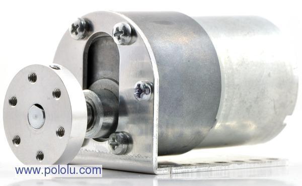 Conector roata motor 6 mm 1