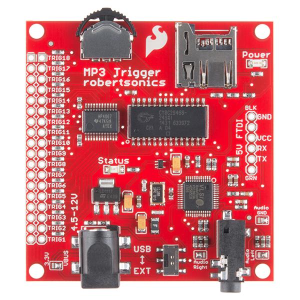 MP3 Trigger 2