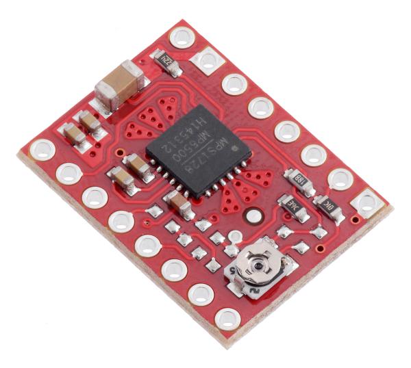 Driver stepper MP6500 cu controlul curentului prin potentiometru 1