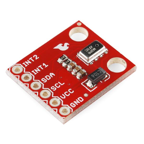 MPL3115A2 - Senzor de altitudine/presiune 0
