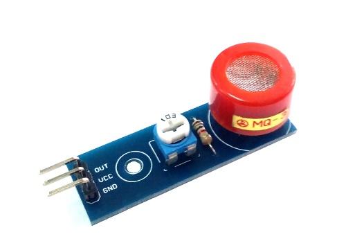 Kit Placa Senzor Gaz MQ 3
