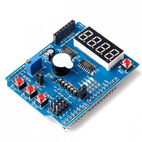 Shield Arduino pentru invatare [0]