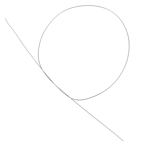 "Nitinol - 0.012"" Diametru (1 foot) 0"