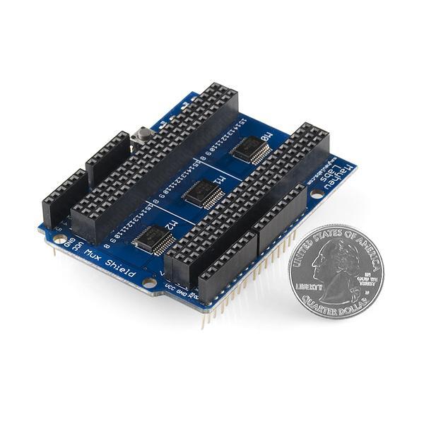 Shield multiplexor 2 [4]