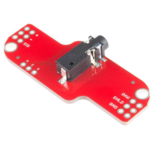 Shield Cablu MyoWare 0