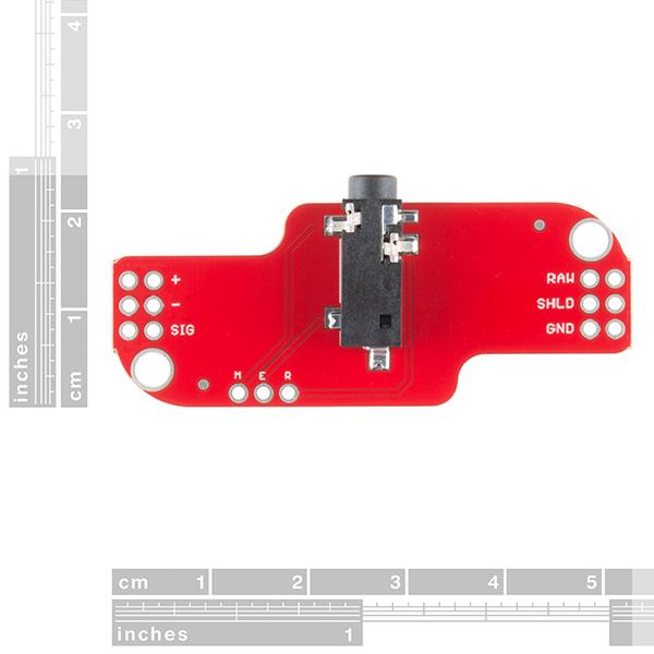 Shield Cablu MyoWare 1