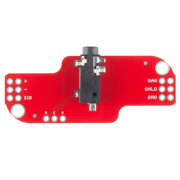 Shield Cablu MyoWare 2