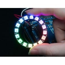 NeoPixel Ring - 24 x WS2812 5050 RGB LED Adresabile 0