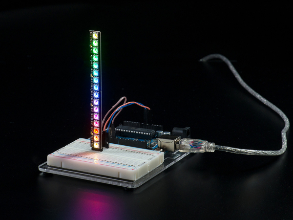 NeoPixel Stick - 8 x WS2812 5050 RGB LED 1