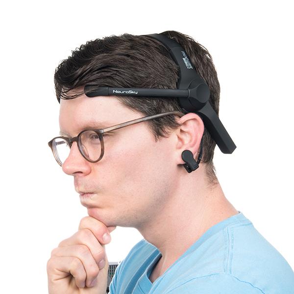 Casti NeuroSky MindWave Mobile 2 3