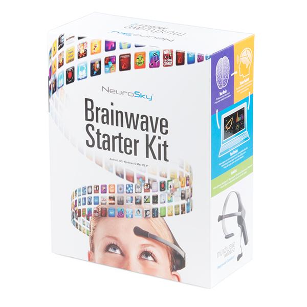 Casti NeuroSky MindWave Mobile 2 4