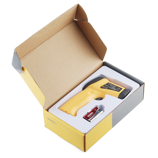 Non-Contact Infrared Thermometer 2