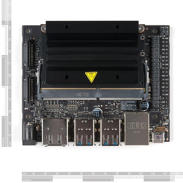 Kit dezvoltare NVIDIA Jetson Nano 4GB (V3) 2