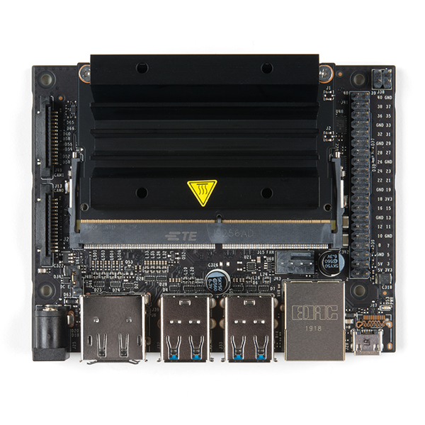 Kit dezvoltare NVIDIA Jetson Nano 4GB (V3) 3