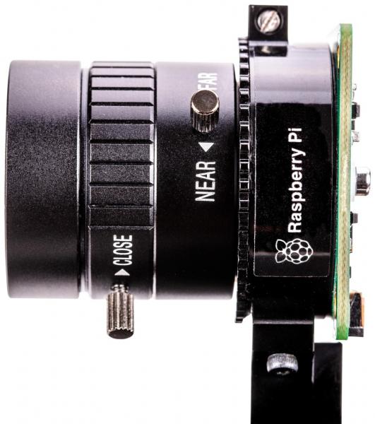Obiectiv 6mm camera Raspberry Pi HQ 4