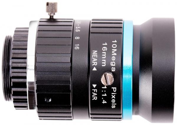 Obiectiv Telephoto 16mm pentru camera Raspberry Pi HQ 2