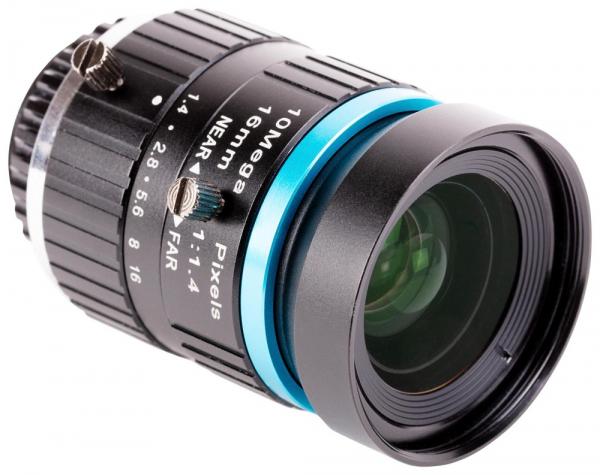 Obiectiv Telephoto 16mm pentru camera Raspberry Pi HQ 0
