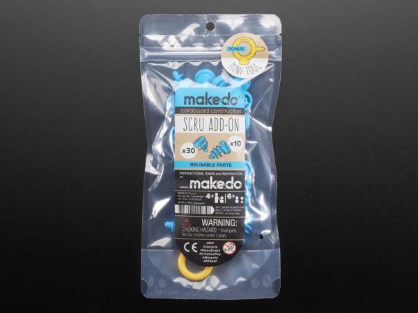 Pachet add-on Makedo Scru 1