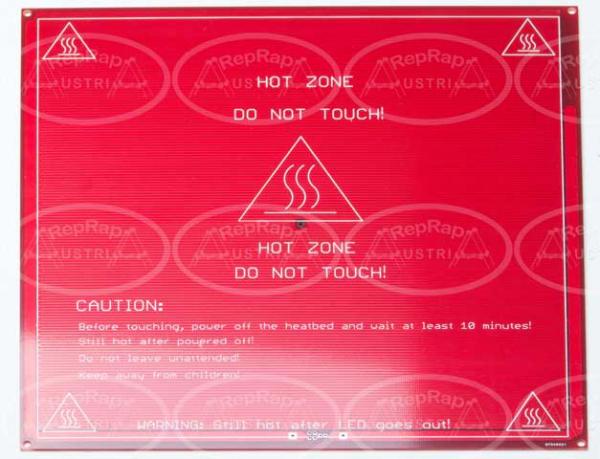 Pat Incalzit Imprimanta 3D 0