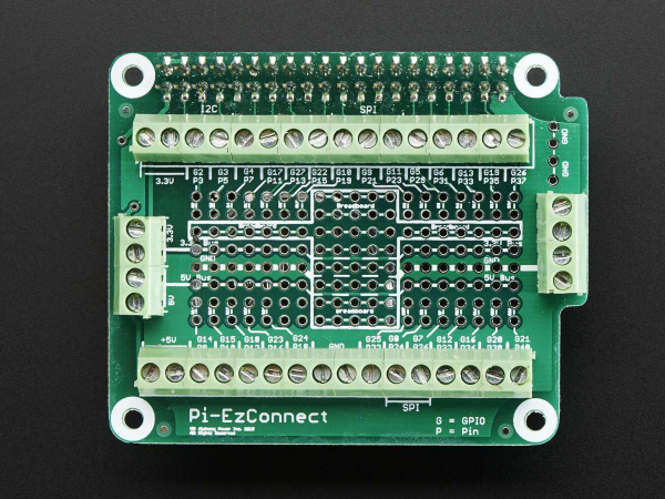Pi-EzConnect HAT [5]