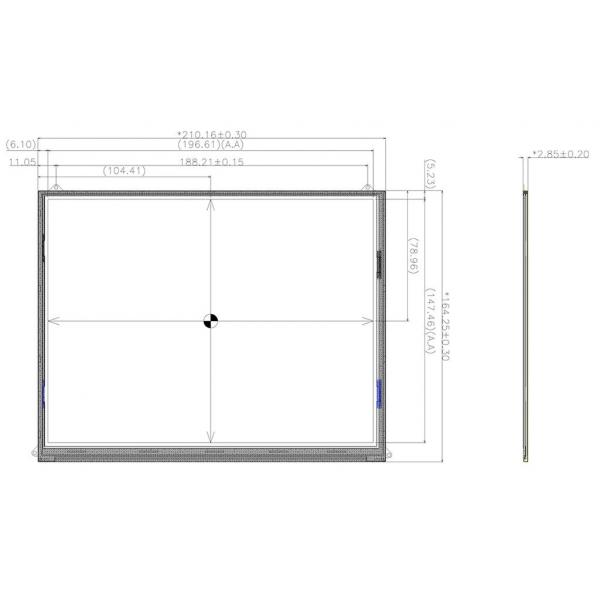 Pimoroni kit afisaj LCD de 10 inch (1024x768) cu HDMI [4]