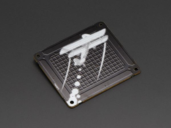 Pimoroni Skywriter HAT - 3D Gesture Sensor for Raspberry Pi 3