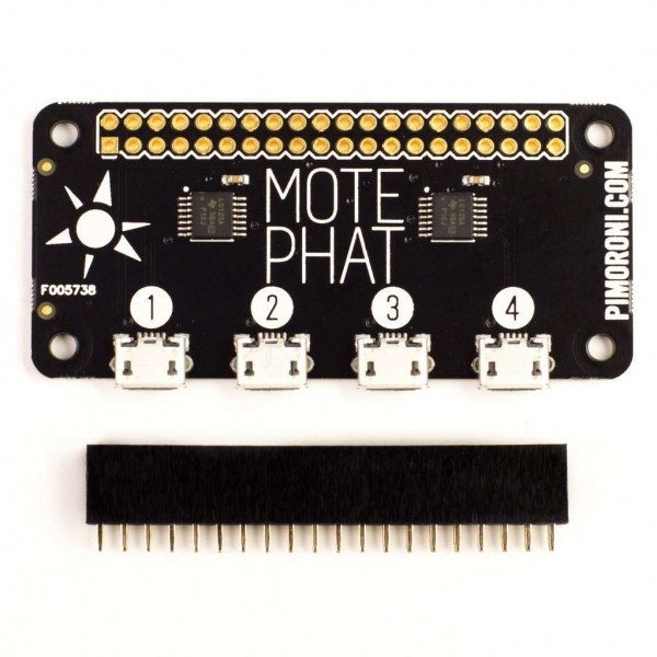 Placa add-on Mote pHAT 0