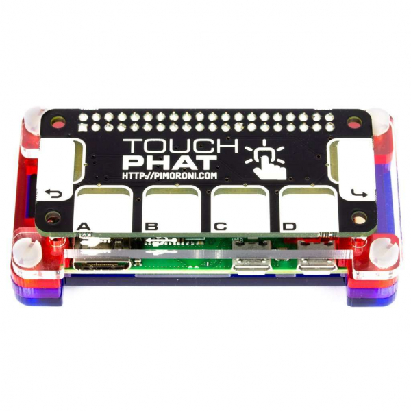 Placa add-on Touch pHAT [0]
