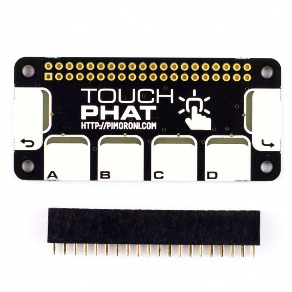 Placa add-on Touch pHAT [2]