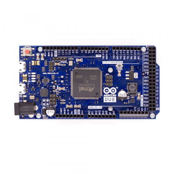 Placa Arduino Due cu Atmel SAM3X8E 0