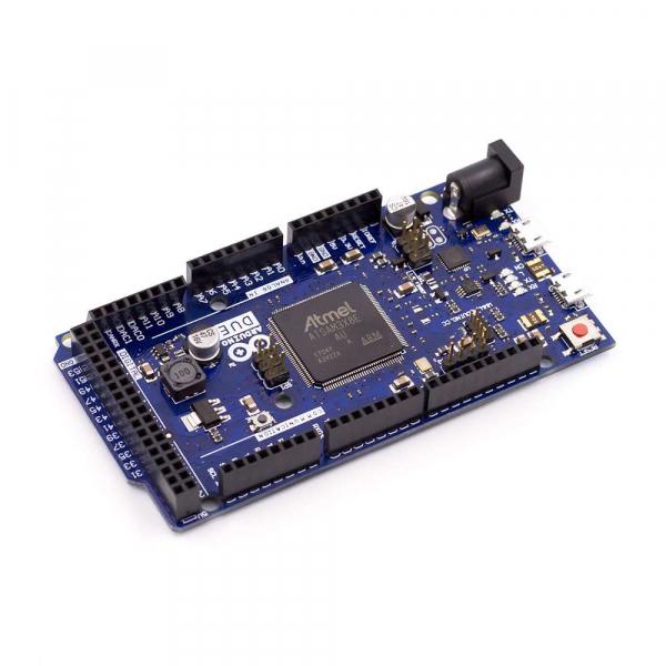 Placa Arduino Due cu Atmel SAM3X8E 1