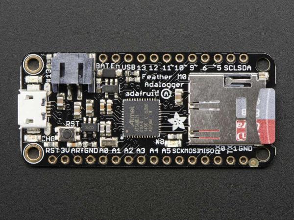 Placa dezvoltare Adafruit Feather M0 Adalogger [6]