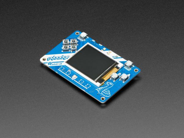 Placa dezvoltare Adafruit PyBadge LC 0