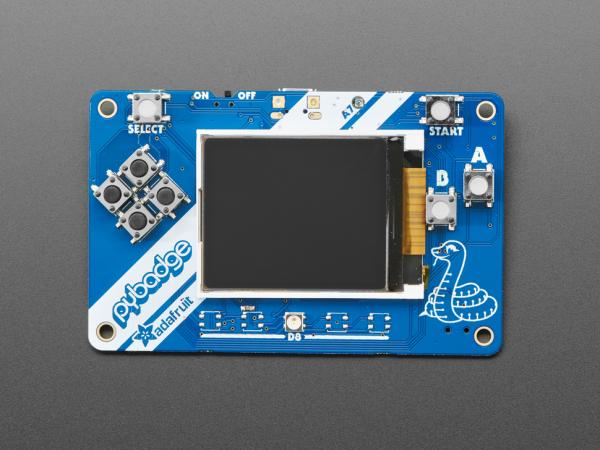Placa dezvoltare Adafruit PyBadge LC 2