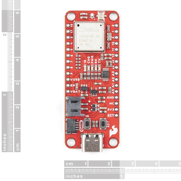 Placa dezvoltare SparkFun LoRa Thing Plus [1]