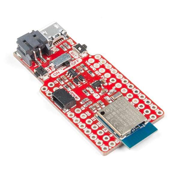 Placa de dezvoltare SparkFun Pro nRF52840 Mini cu Bluetooth 0