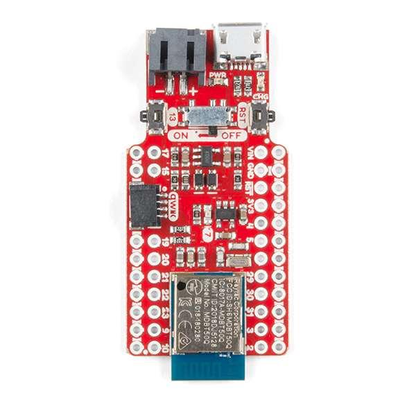 Placa de dezvoltare SparkFun Pro nRF52840 Mini cu Bluetooth 3