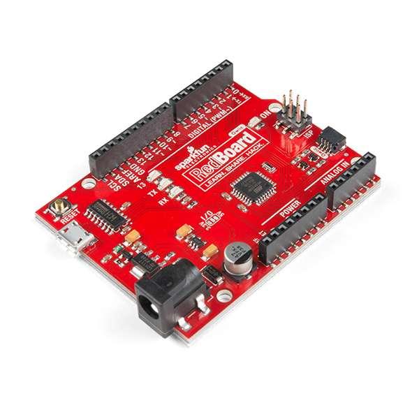 Placa dezvoltare SparkFun RedBoard cu Qwiic 0