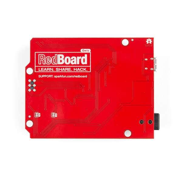 Placa dezvoltare SparkFun RedBoard cu Qwiic 2