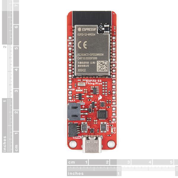 Placa dezvoltare SparkFun Thing Plus ESP32-S2 WROOM [1]