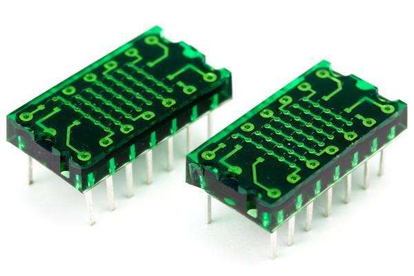 Placa Micro Dot pHAT Verde - Kit complet [1]