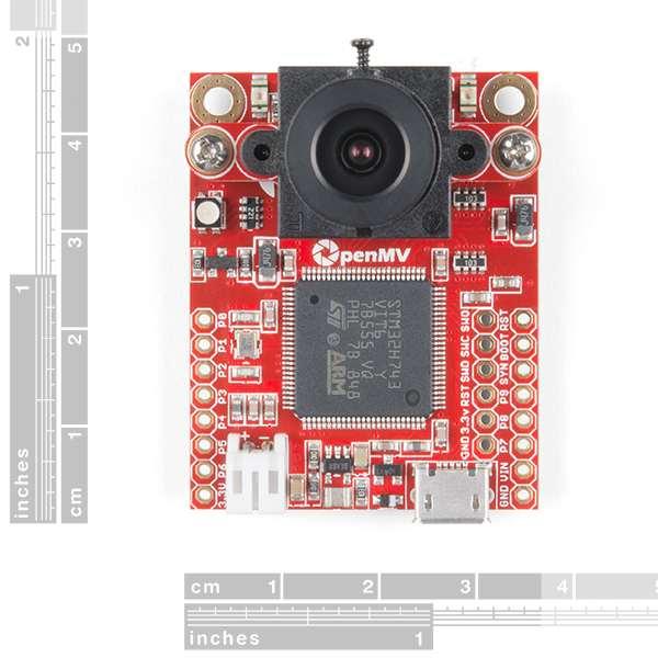 Placa cu microcontroler SparkFun OpenMV H7 Camera 1