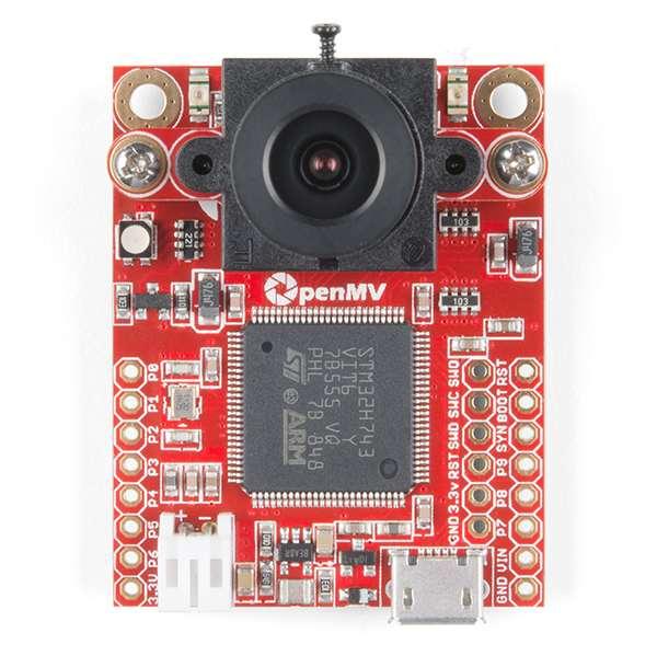 Placa cu microcontroler SparkFun OpenMV H7 Camera 3