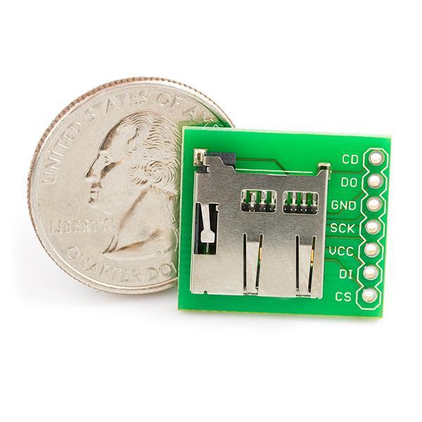 Placa microSD Transflash 2